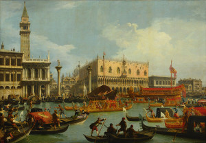 Canaletto [Public domain or Public domain], via Wikimedia Commons