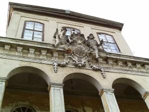 Schloss Übigau (Dresden) Herkules und Mars